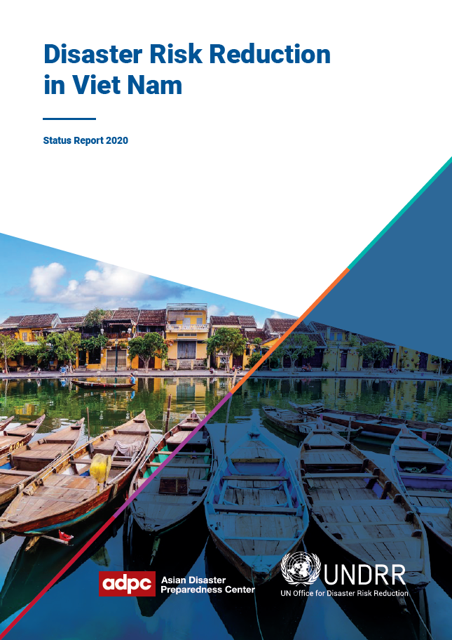cover of Disaster Risk Reduction in Viet Nam Status Report 2020